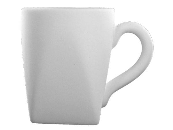 Square Bottom Mug